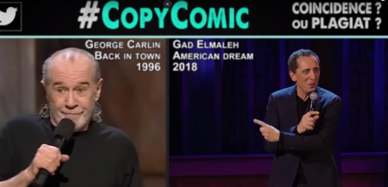 Si vous n'avez rien compris au bras de fer Gad Elmaleh vs CopyComic