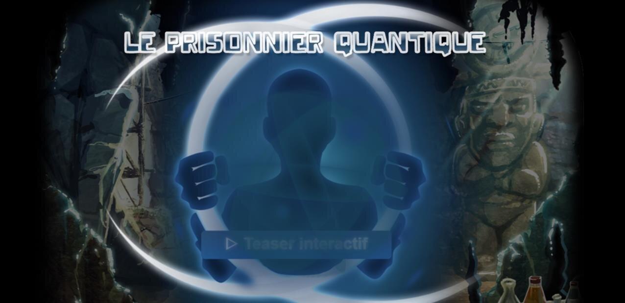 Prisonnier quantique : un jeu développé par le CEA pour intéresser les jeunes à la science