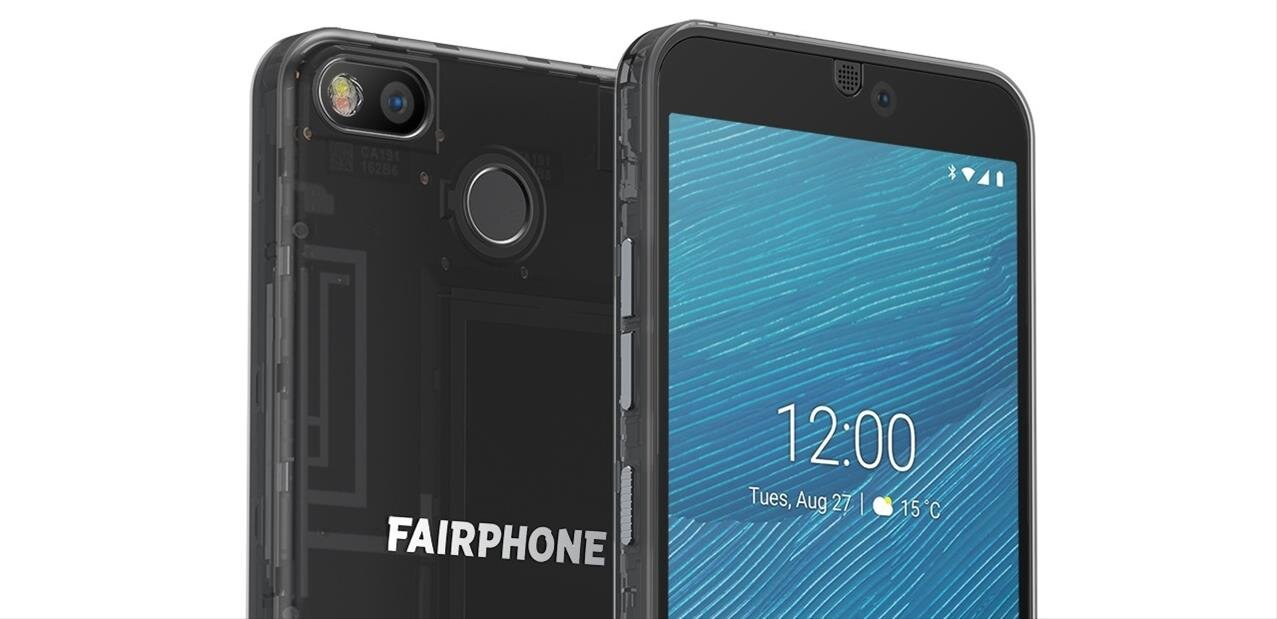 "Et voici le Fairphone 3 (5,7"", Snapdragon 632, 64 Go) à 450 euros, en exclusivité chez Orange"
