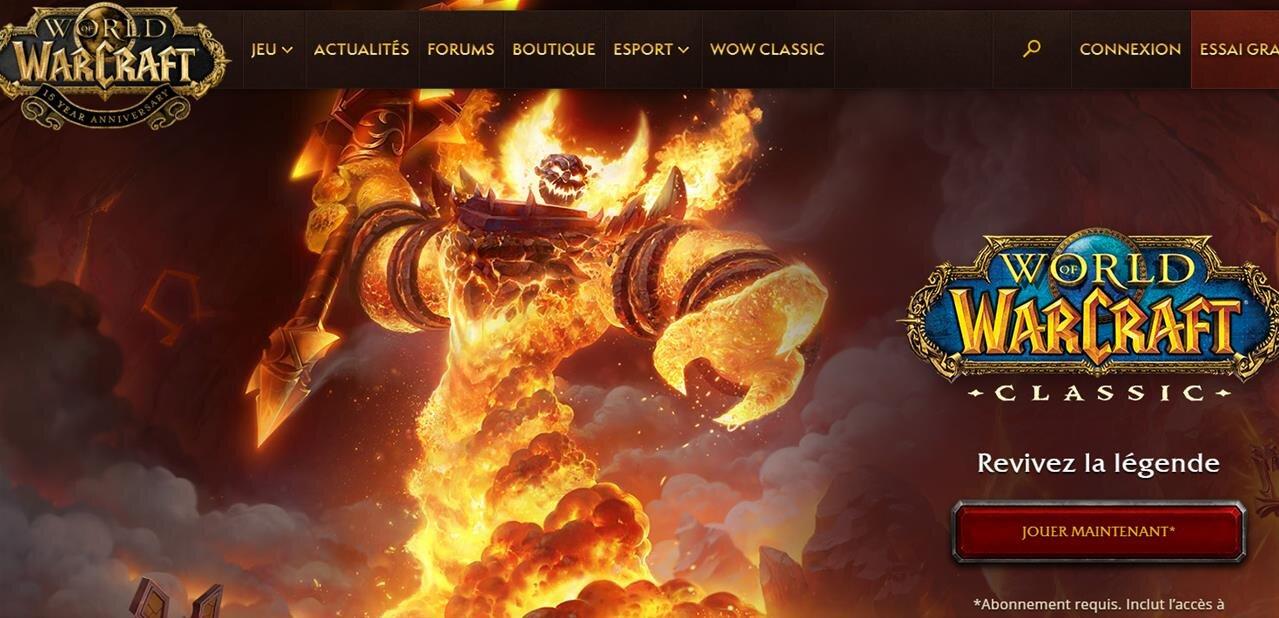 World of Warcraft Classic : un lancement compliqué, la situation s'améliore