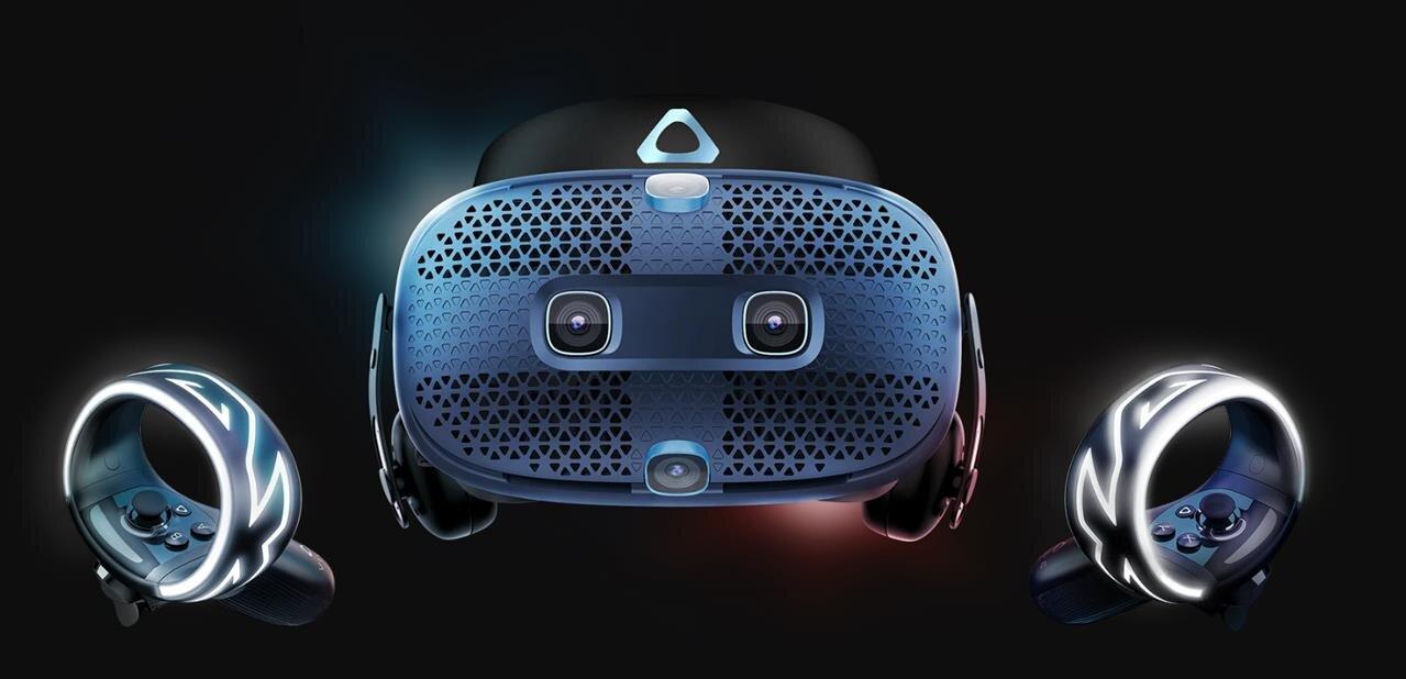 Vive Cosmos : HTC annonce son casque de VR modulaire à 799 euros