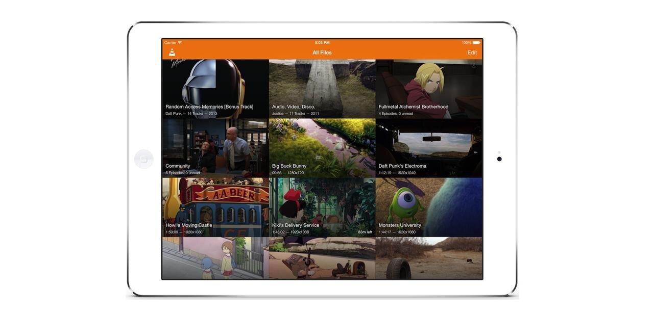 VLC 3.2 pour iOS renouvelle son interface, une bibliothèque plus simple