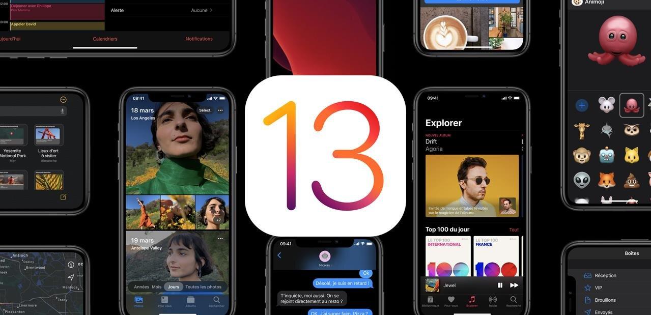 iOS 13.3 déjà disponible en bêta pour les développeurs