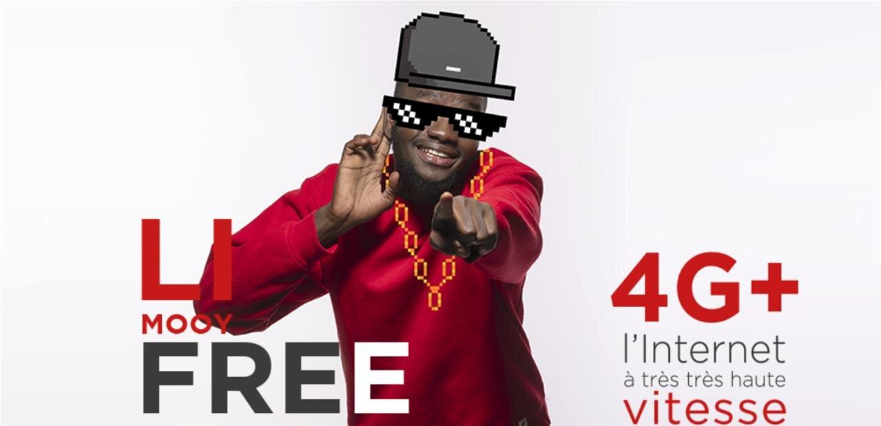 Free (ex-Tigo) lance des forfaits mobiles et le service Money au Sénégal, les Freebox arrivent