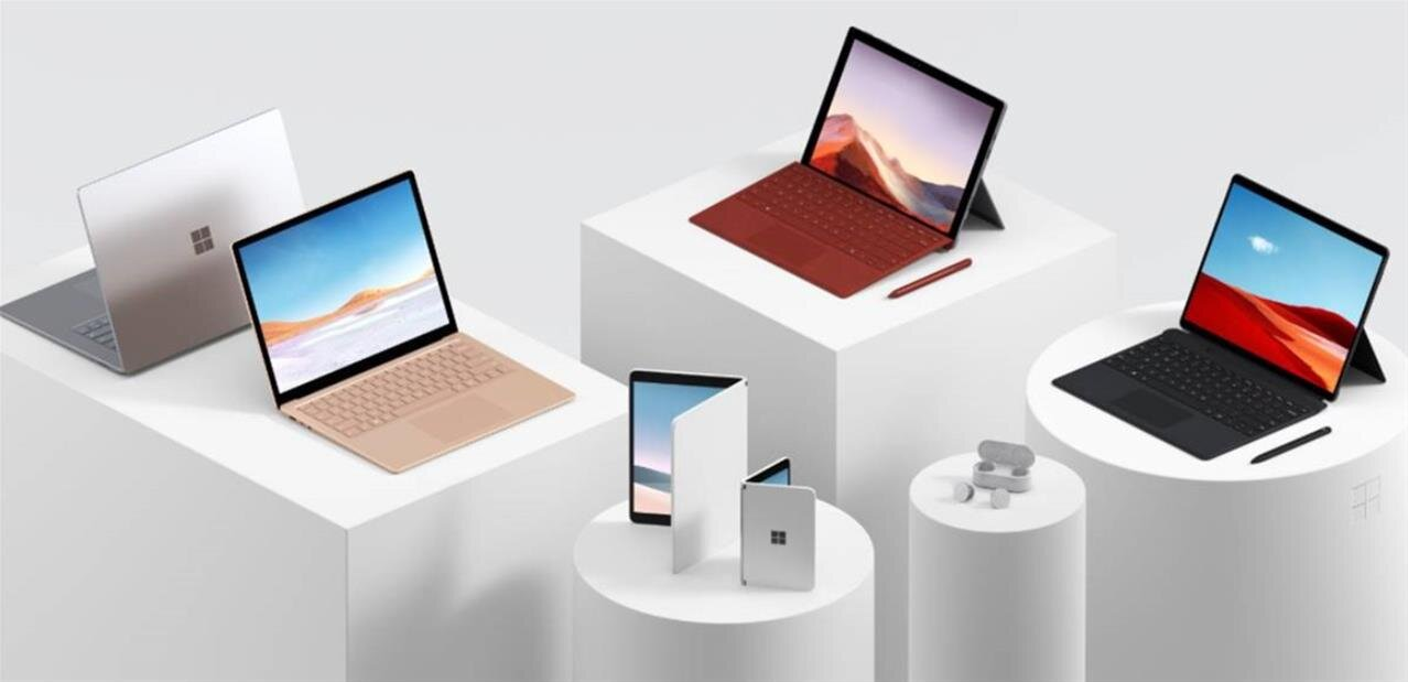Une vidéo montrerait la Surface Duo de Microsoft en pleine utilisation