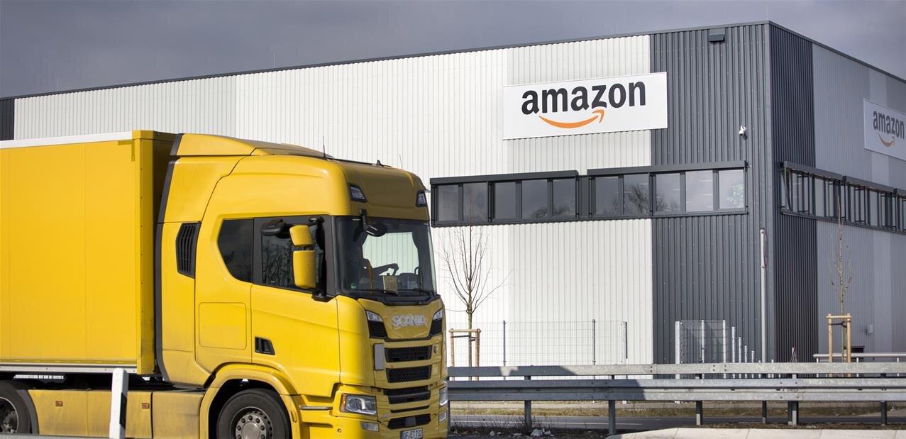 Une pétition contre la construction d'un centre logistique Amazon à Dambach-la-Ville (Bas-Rhin)