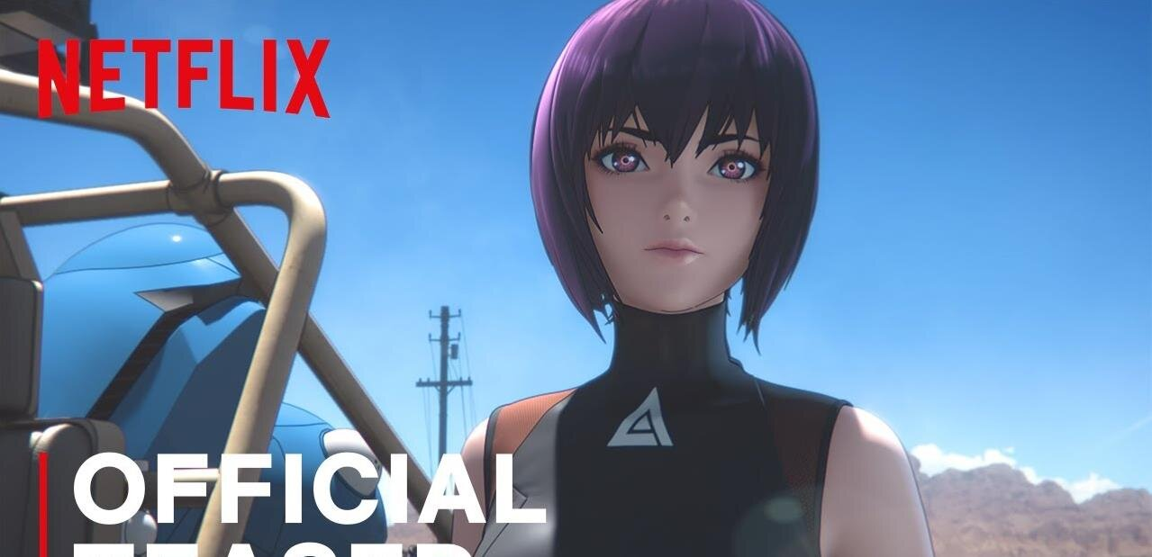 Le Ghost in the Shell de Netflix a son premier trailer... surprenant
