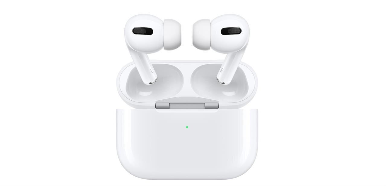 Apple lance ses AirPods Pro avec annulation active du bruit environnant