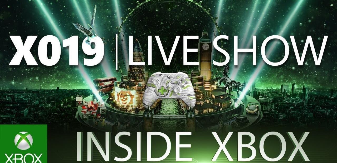 Microsoft fait le plein d'annonces durant X019, aussi bien sur les jeux que le Projet xCloud