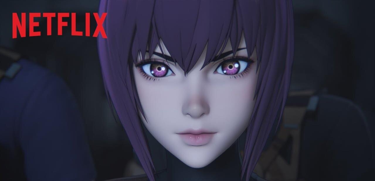 Netflix diffuse sa bande-annonce de Ghost in the Shell : SAC_2045