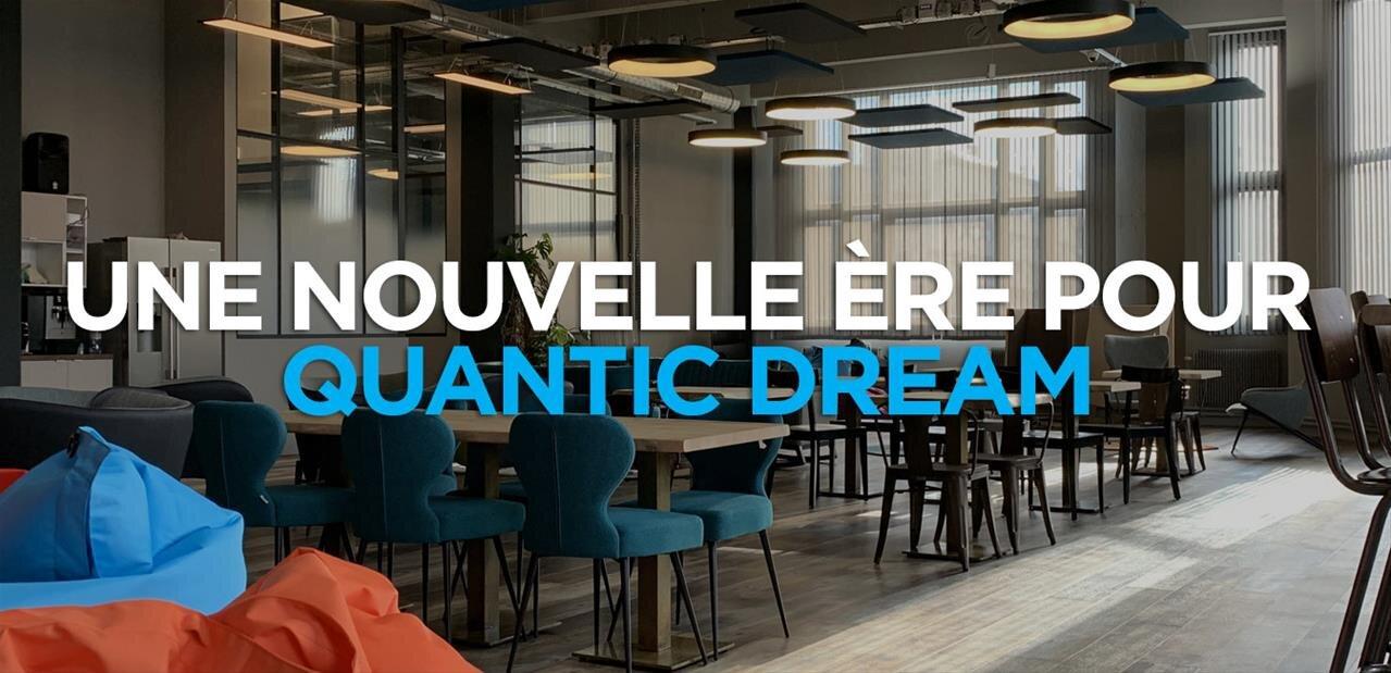 Quantic Dream devient indépendant et va éditer ses propres jeux
