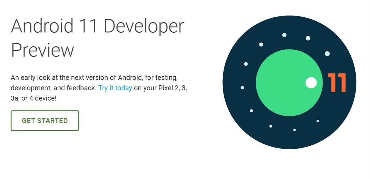 Android 11 disponible en Developer Preview 2 : le tour des nouveautés
