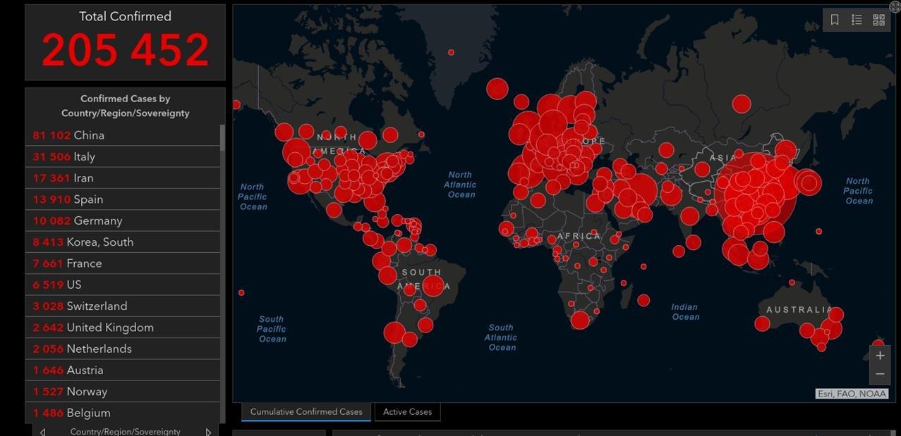 De nombreux acteurs veulent géolocaliser les (potentiels) porteurs du coronavirus