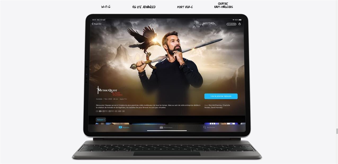 MacBook  Air, iPad Pro, Mac Mini : tour d'horizon des nouveautés Apple