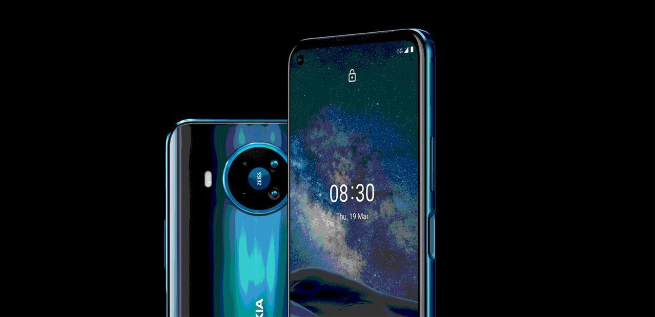 Smartphones Nokia : voici les 8.3 5G dès 599 euros, 5.3, 1.3, 5310 et le service de roaming HMD Connect