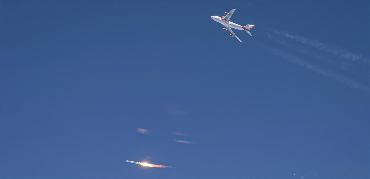Échec de LauncherOne : Virgin Orbit ne voit (presque) que du positif