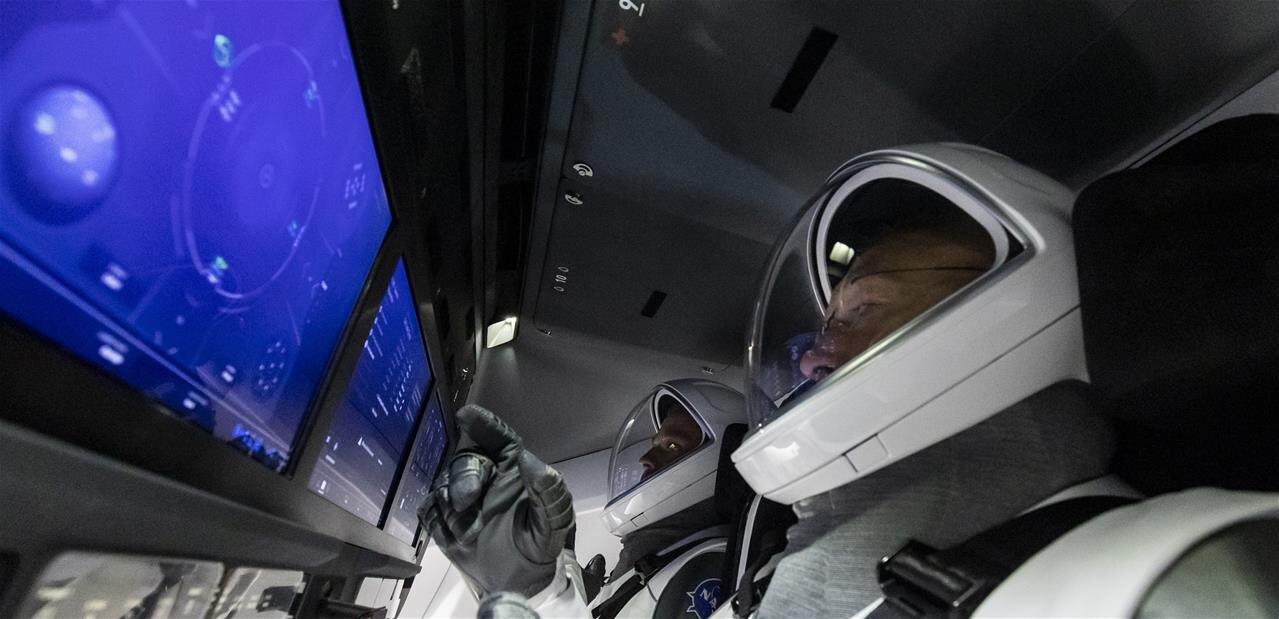 Crew Dragon : les enjeux de la mission historique Demo-2de SpaceX