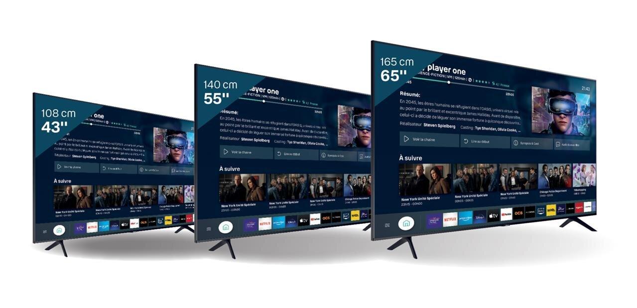 La prochaine Bbox de Bouygues Télécom est une Smart TV Samsung, SFR suit la tendance