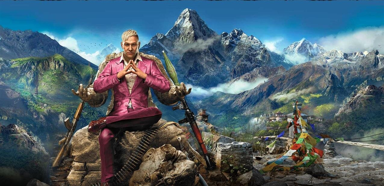 Far Cry 4 collector sur PC, PS4 et Xbox One à partir de 29,99 €