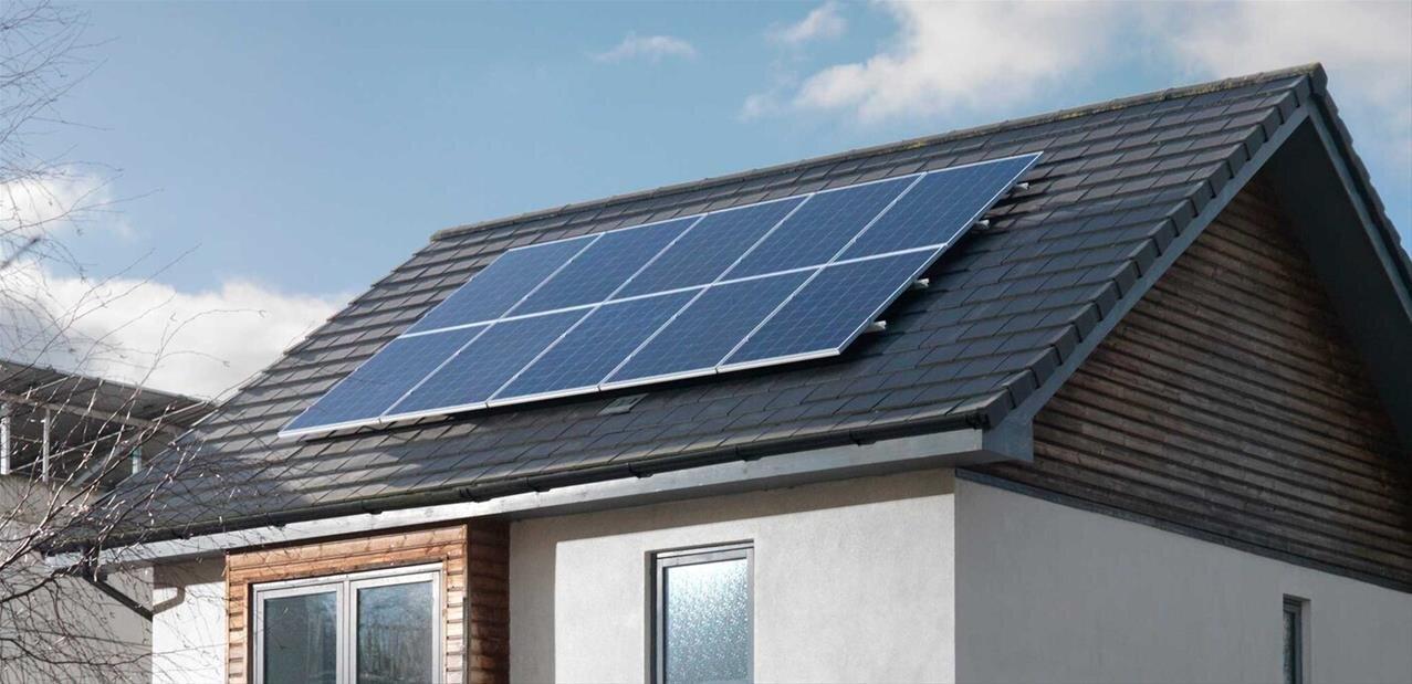 solstråle : « un service d'installation de panneaux solaires » par Ikea