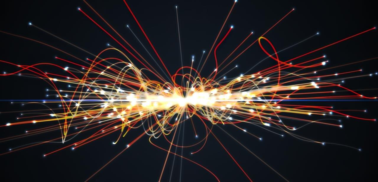 Grand collisionneur de hadrons : une rare désintégration du boson de Higgs en deux muons