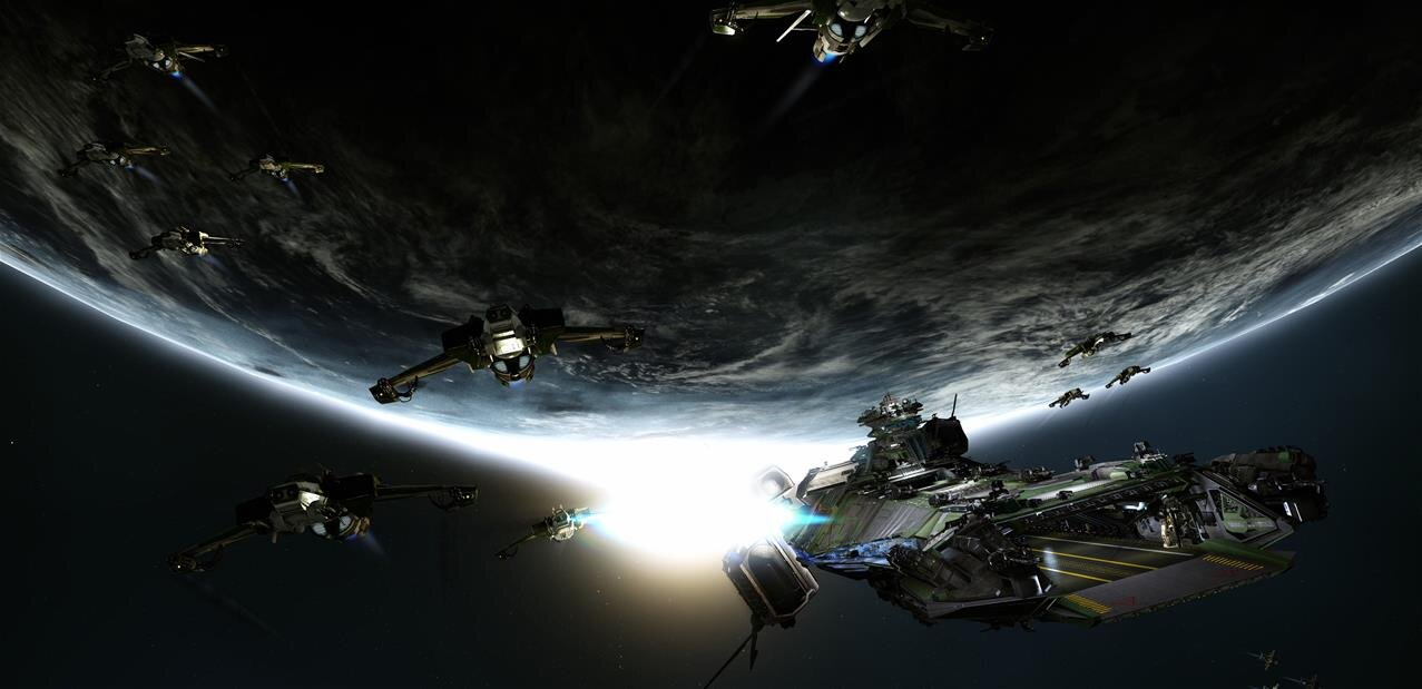 Star Citizen Forever - Articles GZ - Forum Geekzone