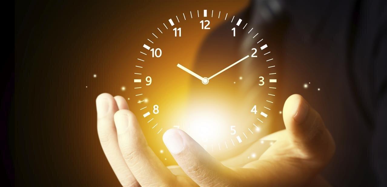 Retour à la normale pour les horloges des appareils électriques en Europe
