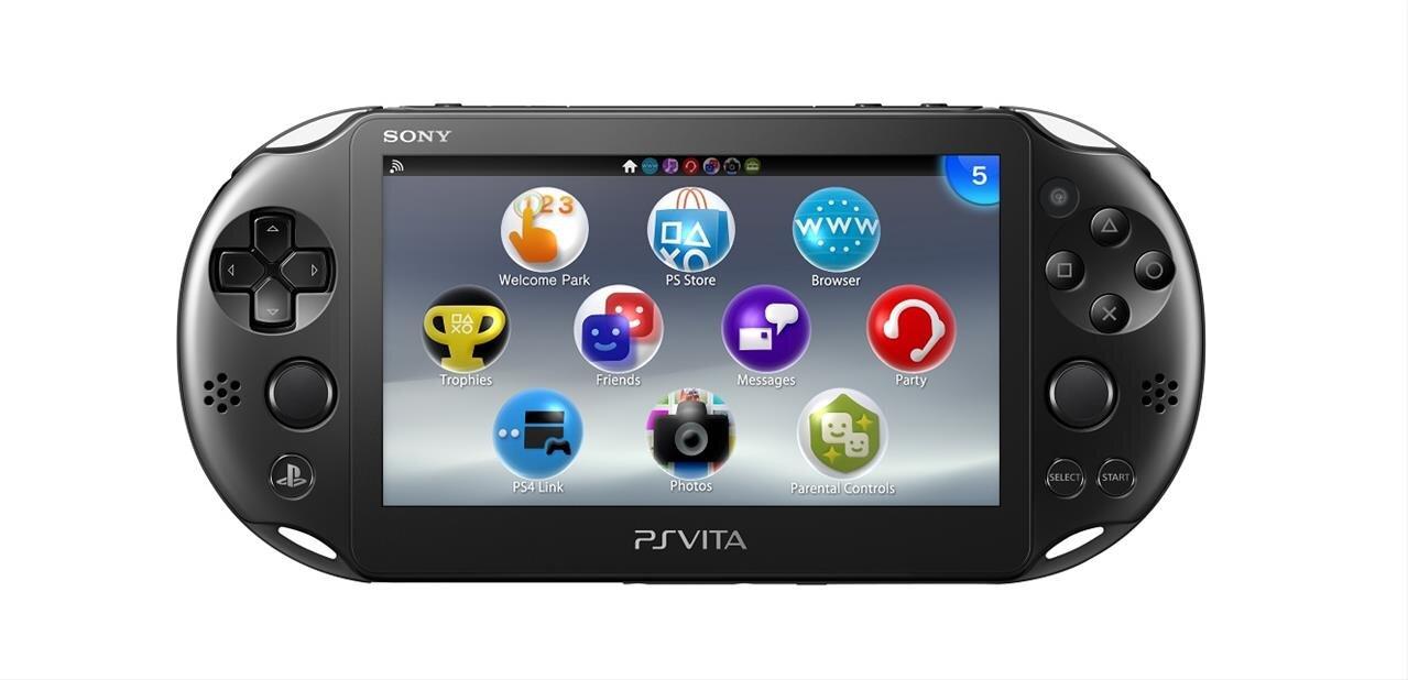 Sony met fin à la production de la PS Vita au Japon