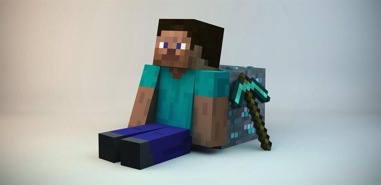 Minecraft permet de créer ses propres skins dans sa version bêta