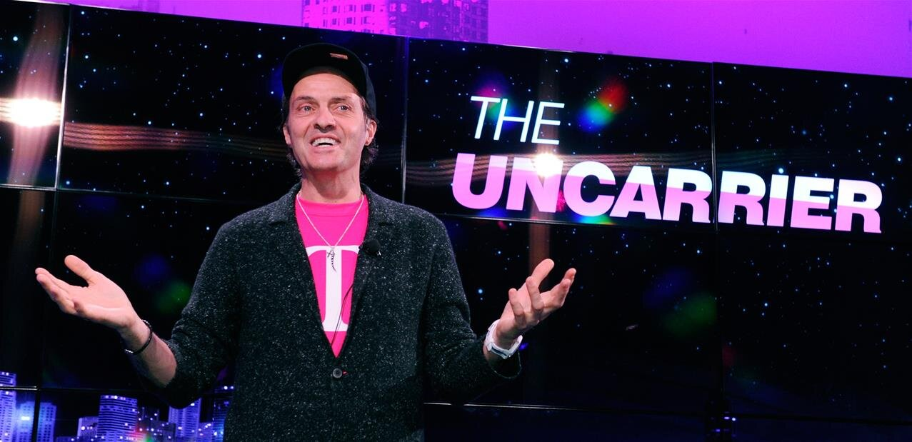 T-Mobile et Sprint annoncent leur fusion, sur fond de 5G
