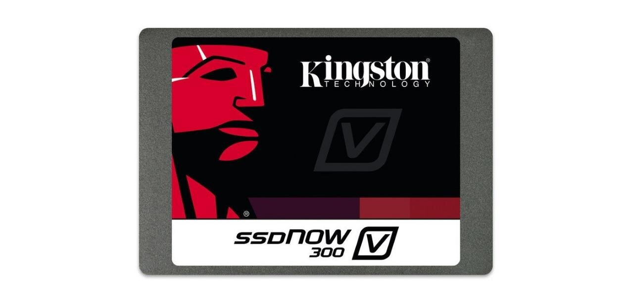 Un SSD Kingston V300 de 120 Go pour 40,99 euros