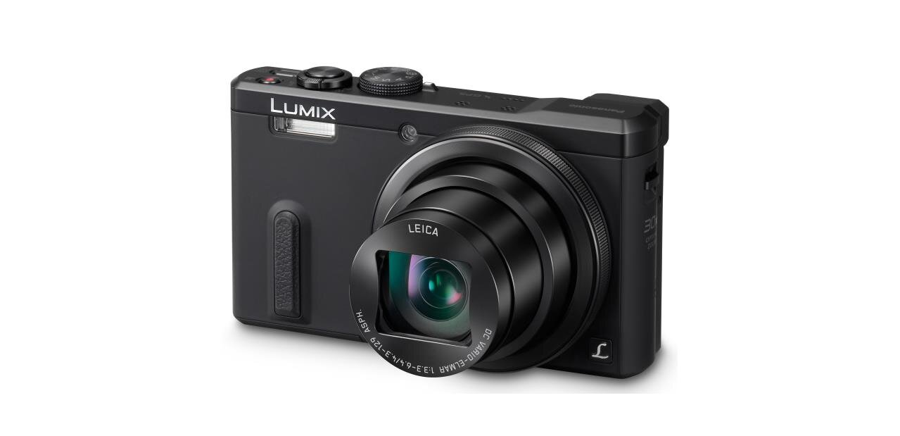 Appareil photo Panasonic DMC-TZ60 (18 Mpx) : 259,99 euros