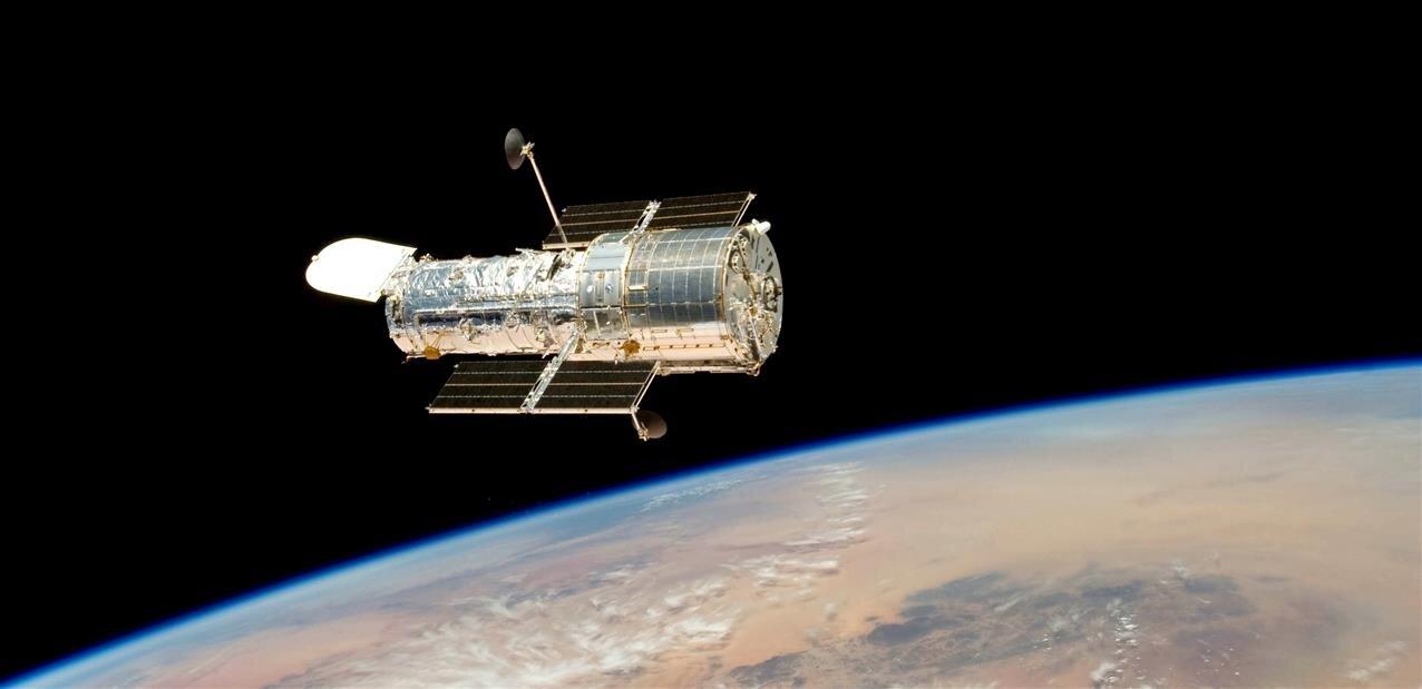 Hubble mis au repos forcé à cause d'une panne sur un de ses gyroscopes