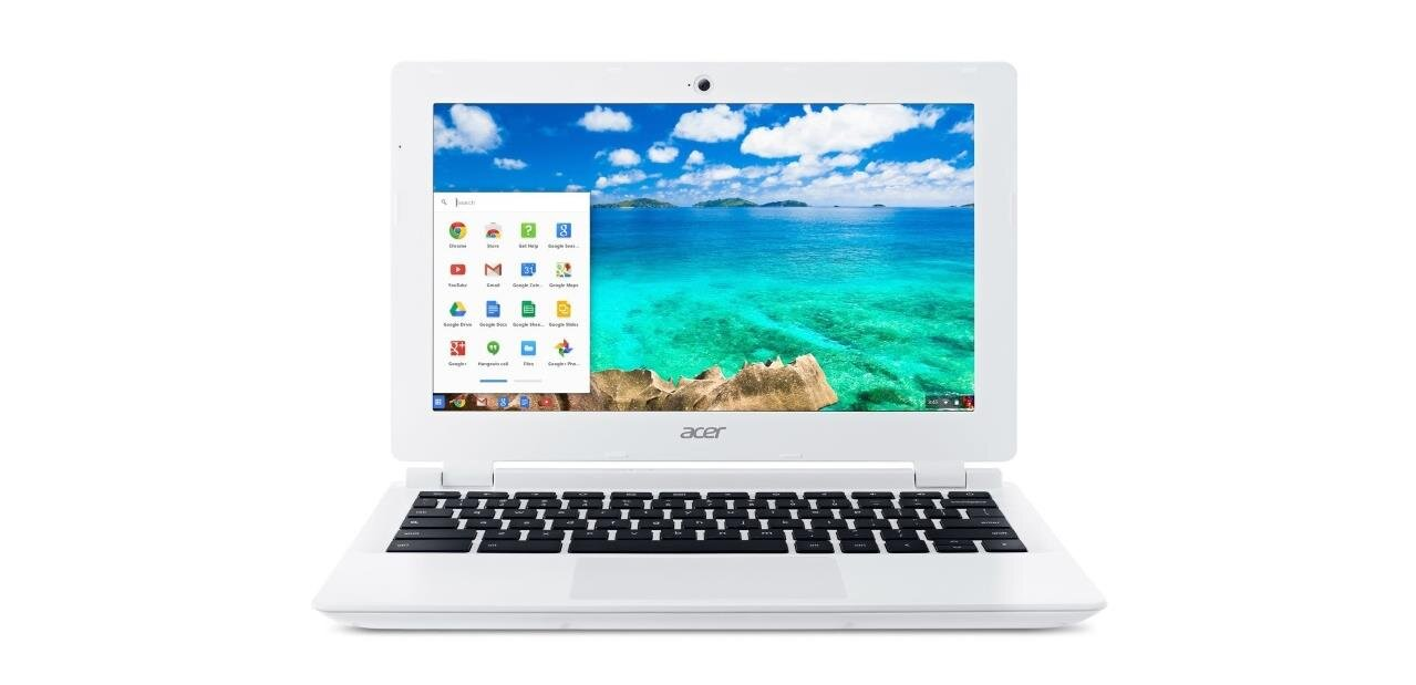 "Chromebook Acer de 11"" (Celeron) : 161 € via le code CHROMEBOOK10"
