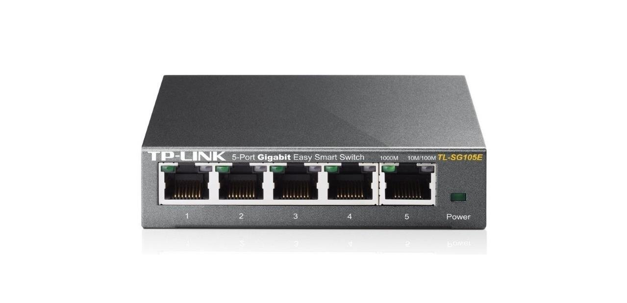 Un switch administrable TP-Link avec 5 ports Gigabit : 19,90 euros