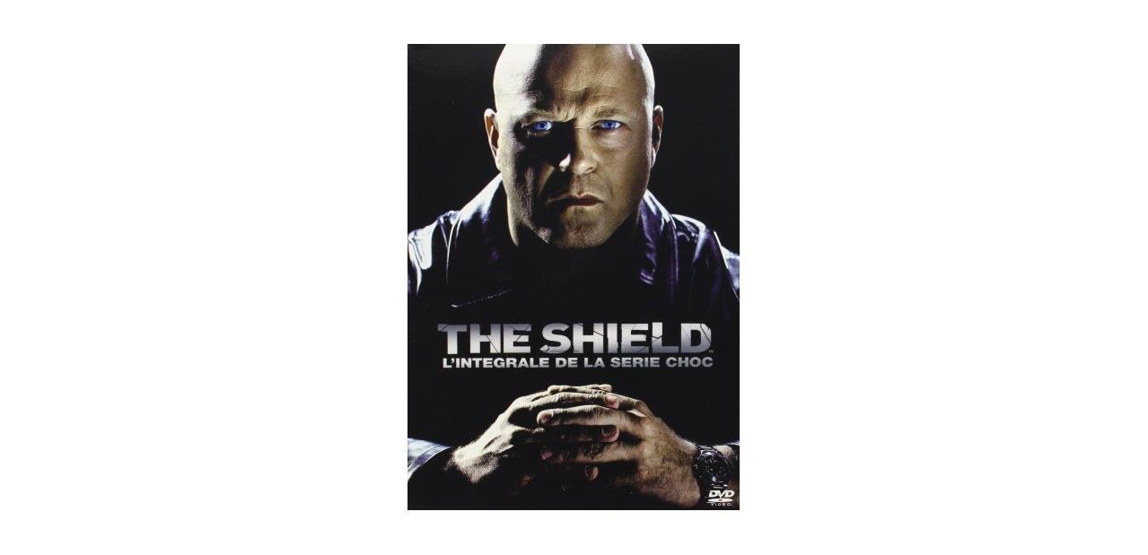 L'intégrale de The Shield (7 saisons) en 29 DVD : 24,99 euros