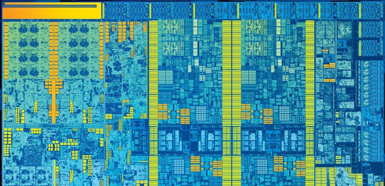Le futur des processeurs Intel commence à se dévoiler, la suite au CES ?