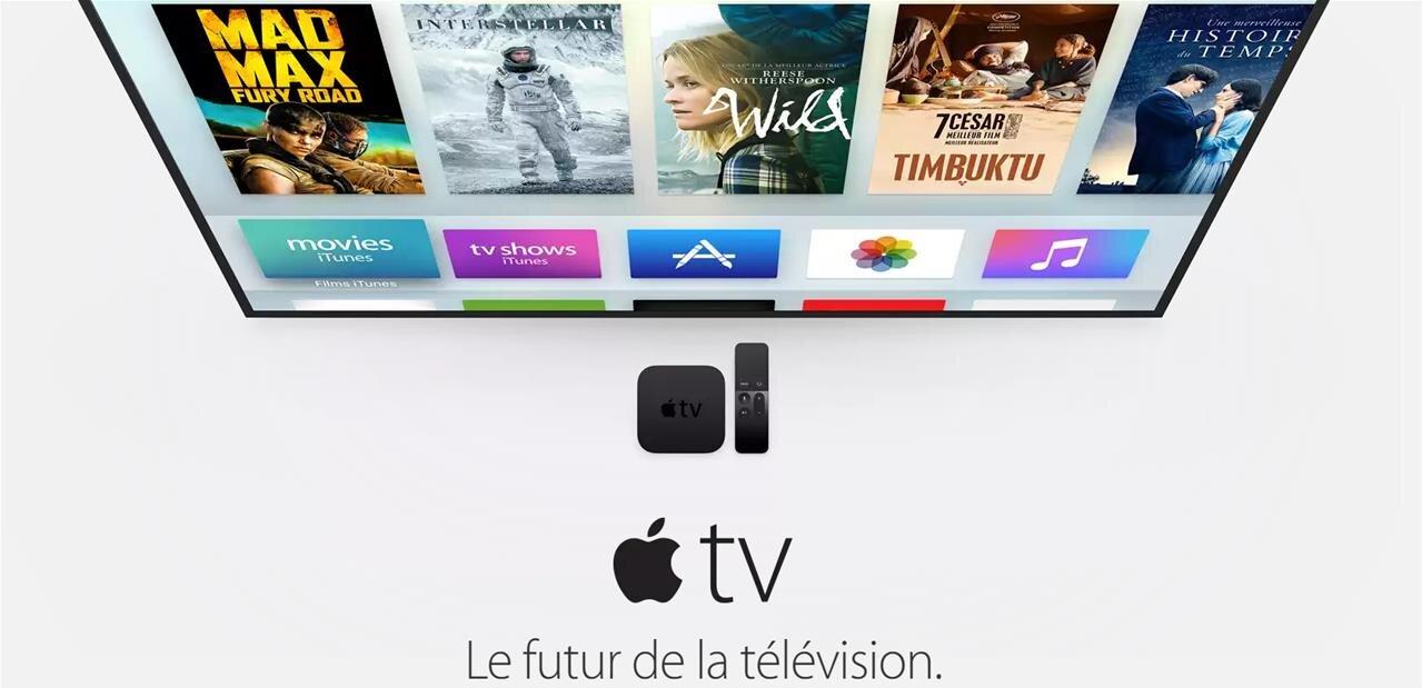 Apple semble miser sur une approche familiale pour son contenu maison