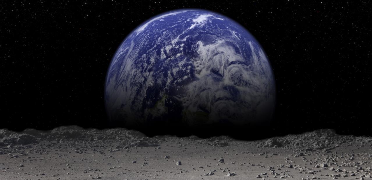 Trump veut renvoyer des hommes sur la Lune, et pas seulement pour y planter un drapeau