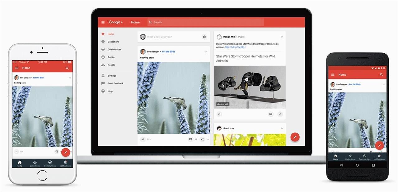 Google+ ferme suite à une faille de sécurité, Google multiplie les mesures
