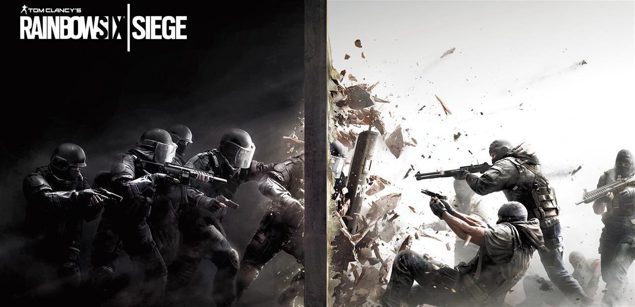 Tom Clancy's Rainbow Six : Siege vs Area F2 : Ubisoft attaque Alibaba, Apple et Google