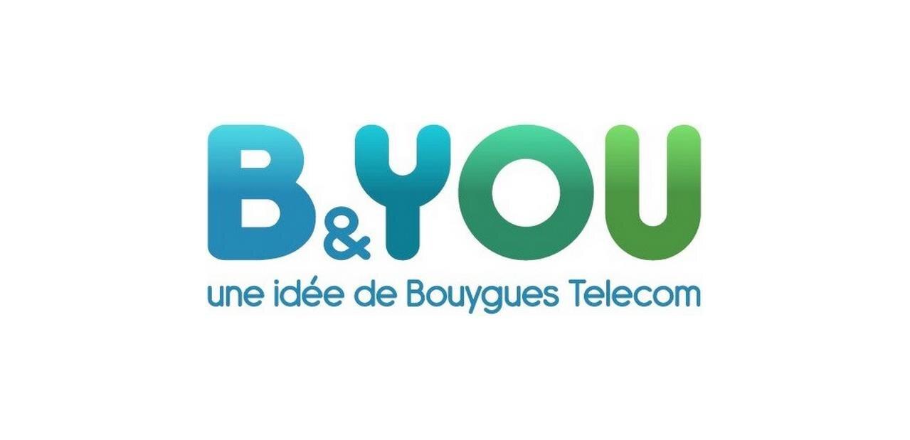 Forfait B&You 50 Go et week-end illimité : 14,99 € par mois