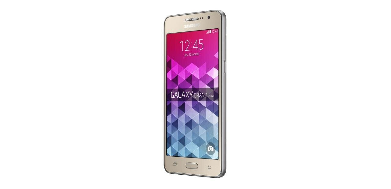 Smartphone Samsung Galaxy Grand Prime VE : 125,90 € via une ODR