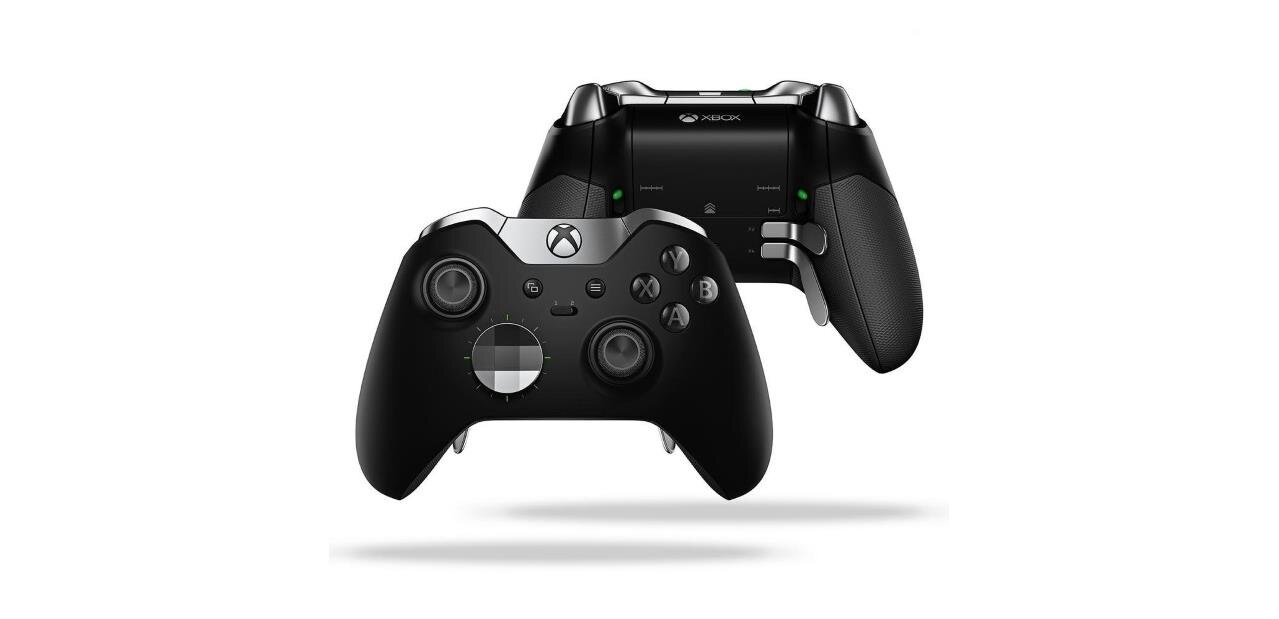 Manette Xbox One Elite sans fil : 129,90 euros