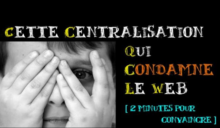 La centralisation du web va-t-elle le condamner ? UDDLM se pose la question