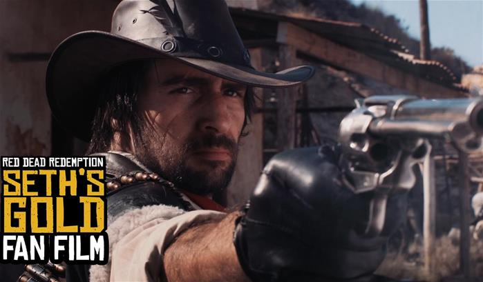 Red Dead Redemption : Seth's Gold, un superbe fan film