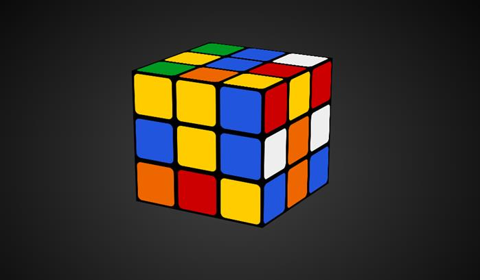 Solve a Rubik's Cube at IAmTheCu.be