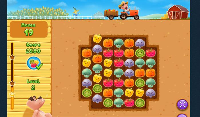 Farm Fever : Bejeweled s'invite à la ferme '-thumbnail'