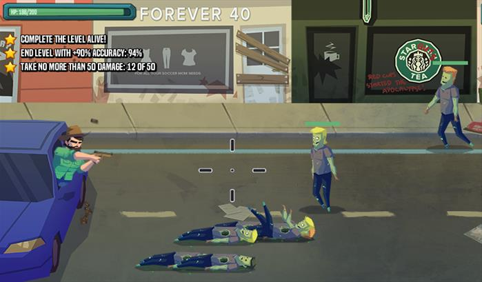 Dead end street : faites barrage contre les zombies '-thumbnail'